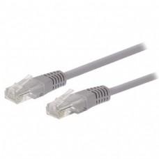CAT5e UTP Netwerkkabel 20.0 m Grijs