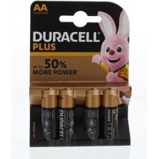 AA Batterij LR6/MN1500  (4 blister)