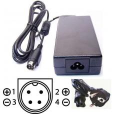 PSE50001 EU 12V, 6.00A, 72W, C6, 4pin 10mm