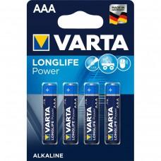 AAA LR03 Alkaline (4 blister)