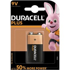 6LR61 9V blok batterij MX1604 (1 blister)